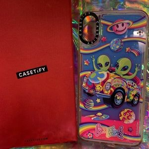BOX Lisa Frank Casetify iPhone case Zoomer +Zorbit